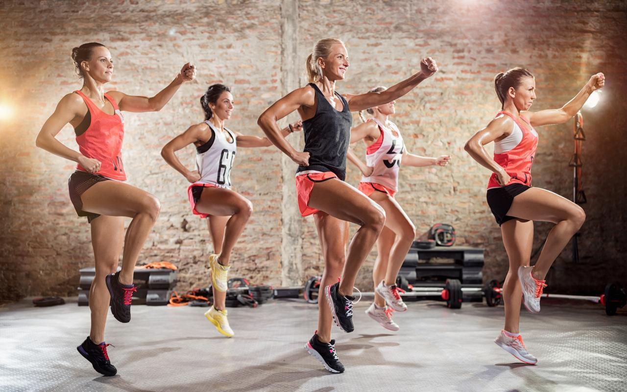 Силовой фитнес в Калуге для Девушек в ТЦ Легенда!
