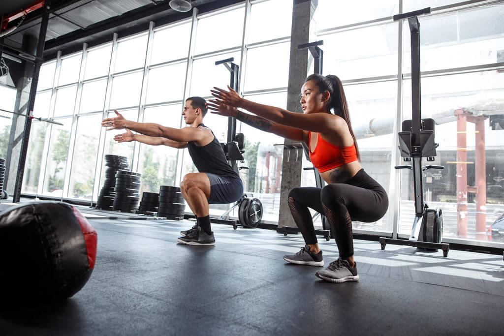 Занятия ABS в СПБ в фитнес клубе Молот в вашем районе
