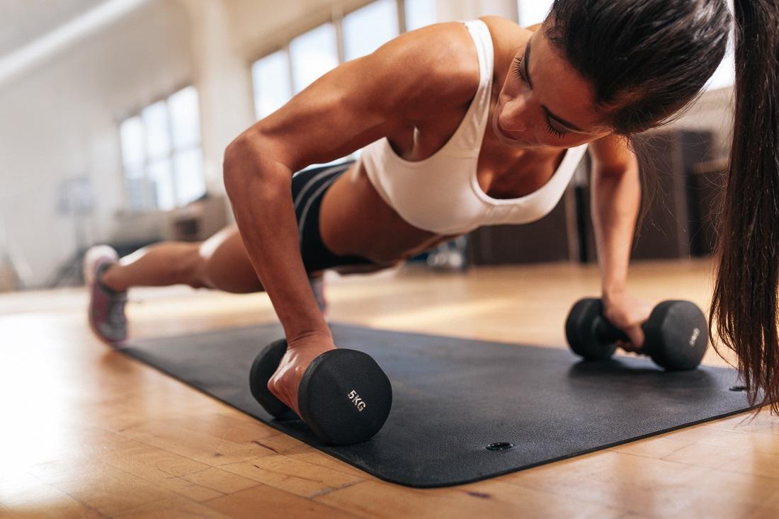 Силовые тренировки для похудения | Republika